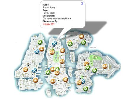 Карта еще не заполнена